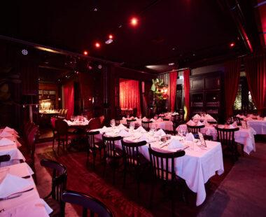 Dinner show – Porteño Prohibido